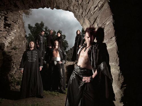 Saltatio Mortis Interviews Metal1 Info