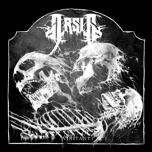 Arsis - Visitant - Cover