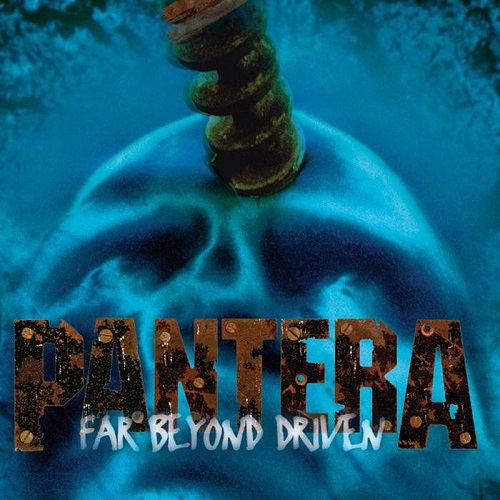 Pantera - Far Beyond Driven - Cover