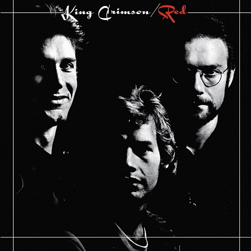 King Crimson - Red - Cover
