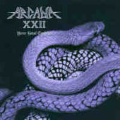 Arcana XXII - Your Fatal Embrace - CD-Cover