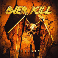Overkill - ReliXIV - Cover