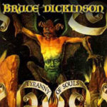Cover - Bruce Dickinson – Tyranny Of Souls