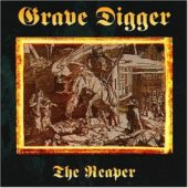 Grave Digger - The Reaper - CD-Cover