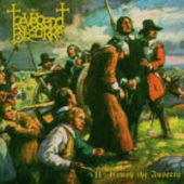 Reverend Bizarre - II: Crush The Insects - CD-Cover