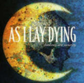 As I Lay Dying - Shadows Are Security - CD-Cover