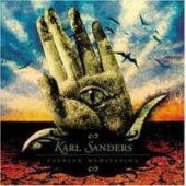 Karl Sanders - Saurian Meditation - CD-Cover