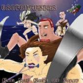 Crotchduster - Big Fat Box Of Shit - CD-Cover