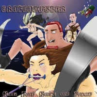 Crotchduster - Big Fat Box Of Shit - Cover