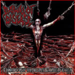 Cover - Dawn Of Disease – Through Bloodstained Eyes