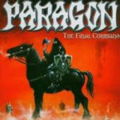 Paragon - The Final Command / Into The Black - CD-Cover