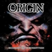 Origin - Echoes Of Decimation - CD-Cover