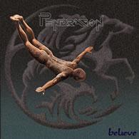 Pendragon - Believe - Cover