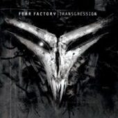 Fear Factory - Transgression - CD-Cover