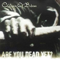 Children Of Bodom - Are You Dead Yet? - Cover