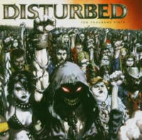 Disturbed - Ten Thousand Fists - Cover