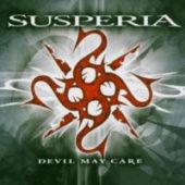 Susperia - Devil May Care (EP) - CD-Cover