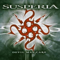 Susperia - Devil May Care (EP) - Cover