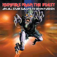 Various Artists - Numbers From The Beast – An All Star Salute To Iron Maiden - Cover