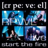 RPWL - Start The Fire - Live - CD-Cover