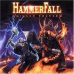 Cover - Hammerfall – Crimson Thunder