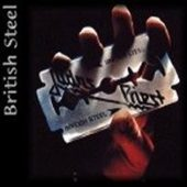 Judas Priest - British Steel - CD-Cover