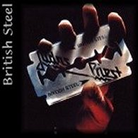 Judas Priest - British Steel - Cover