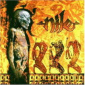 Nile - Amongst The Catacombs Of Nephren-Ka - CD-Cover
