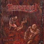 Debauchery - Torture Pit - CD-Cover