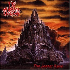 In Flames - The Jester Race - Cover