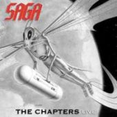 Saga - Chapters Live - CD-Cover