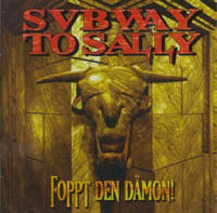 Subway To Sally - Foppt den Dämon - Cover