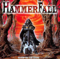 Hammerfall - Glory To The Brave - Cover