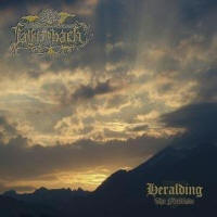Falkenbach - Heralding: The Fireblade - Cover