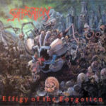Cover - Suffocation – Effigy Of The Forgotten