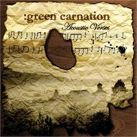 Green Carnation - The Acoustic Verses - Cover