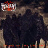 Marduk - Those Of The Unlight - CD-Cover
