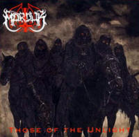 Marduk - Those Of The Unlight - Cover