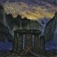 Various Artists - Metalmessage Vol. 2 - Cover