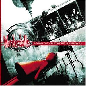 Murderdolls - Beyond The Valley Of The Murderdolls - Cover
