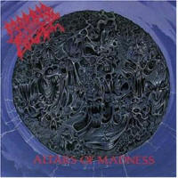 Morbid Angel - Altars Of Madness - Cover