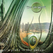 The Tangent - A Place In The Queue - CD-Cover