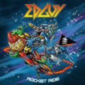 Edguy - Rocket Ride - CD-Cover