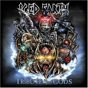 Iced Earth - Tribute To The Gods - Cover