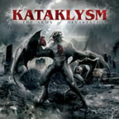 Kataklysm - In The Arms Of Devastation - CD-Cover