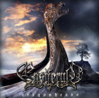 Ensiferum - Dragonheads (EP) - Cover