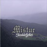 Mistur - Skoddefjellet - Cover