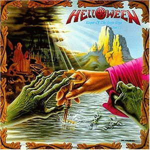 Helloween - Keeper Of The Seven Keys Part II - Cover