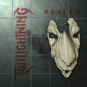 Twilightning - Bedlam - CD-Cover