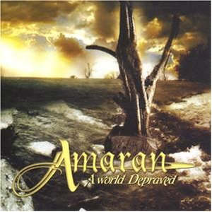 Amaran - A World Depraved - Cover